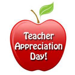 Teacher Appreciation Luncheon