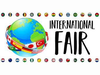 International Fair Coming in April!