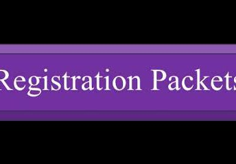Registration Packets Will Go Home with Students on April 22