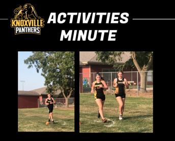 ACTIVITIES MINUTE
