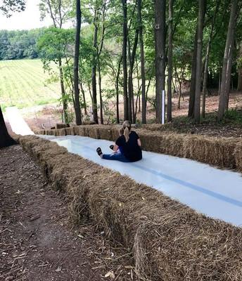 200 foot slide