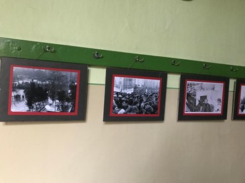 Photo exhibition -Velvet Revolution in Slovakia and Levice