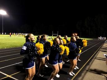 CCHS Cheer Team
