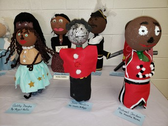 Biography Dolls for Black History Month