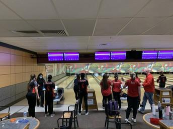 Raise the Bar Girls Bowling!