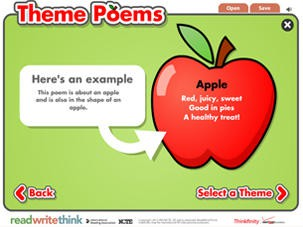 "Inspire Your Students to be a Poet with ""Read Write Think"" Poetry Templates!"