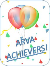 This month's issue celebrates ARVA students!