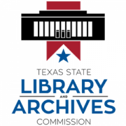 Logo for the  Library Archives Commission