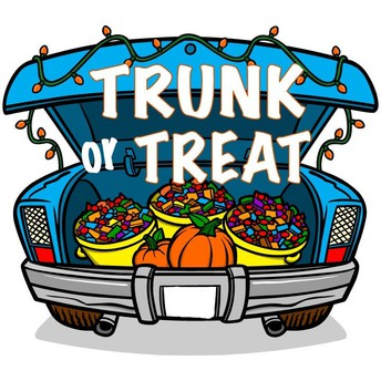 Trunk or Treat and Movie Night