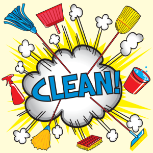 SUMMER CLEANING AND MAINTENANCE