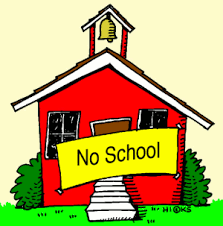 Labor Day - NO SCHOOL - Sept. 3