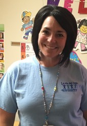From the student support staff:  Ms. Bauer, Bridges Guidance Counselor