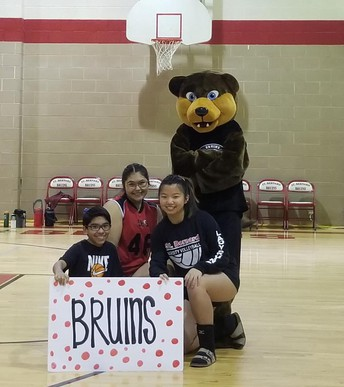 Bruno and the Pep Squad