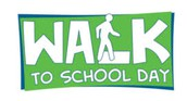 Walk to School Day - 10/4