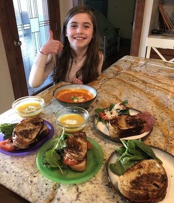 Sayre Virtual Spirit Week: Cooking Day