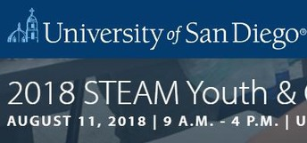 2018 USD STEAM Youth & Community Conference