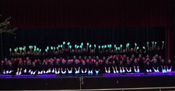 2019 Black Light Show