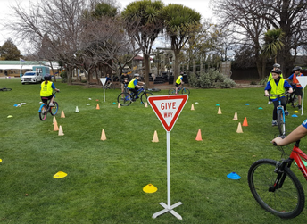 RideOn Cycle Safety for Our Year 6 Students