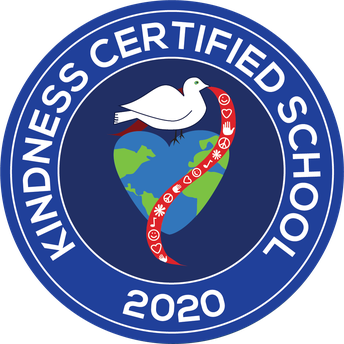 We are a certified Kindness School!