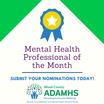 Introducing: Mental Health Professional of the Month!