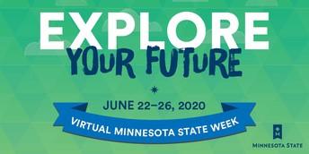 Virtual Minnesota State Week: June 22-26