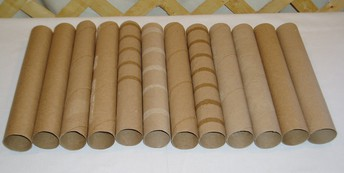 Wanted - Paper Towel Tubes!