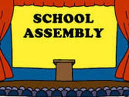 Virtual Student Assembly - 10/30