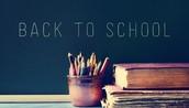 Back-to-School Info
