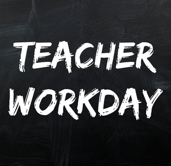 Teacher Work Day / Professional Learning Day
