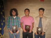 Fall Awards - Boys Soccer