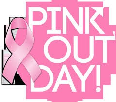 October 23rd - Pink Out Day!