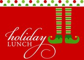 Free Holiday Lunch-December 19