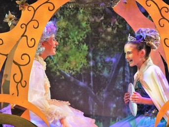 Cinderella Enchanted - The KV Musical is a hit and a 5,000 year-old story.  Find out why!