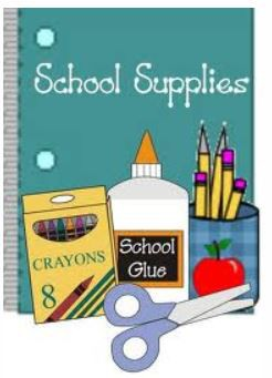Order School Supplies for the 2020-2021 School Year!