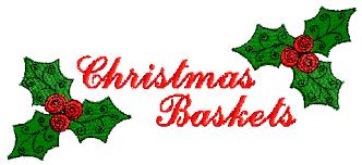 2018 Christmas Basket Program
