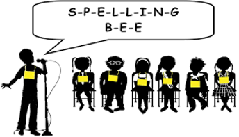 Lane Spelling Bee