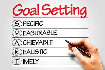 Week 2: Creating Goals