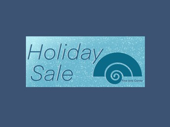FAC Holiday Sale - Only Three More Days!
