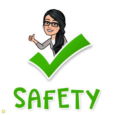 Webcam safety course for K-2