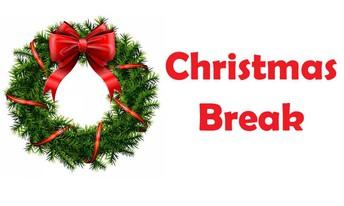 Christmas Break (Dec 23 - Jan 3))