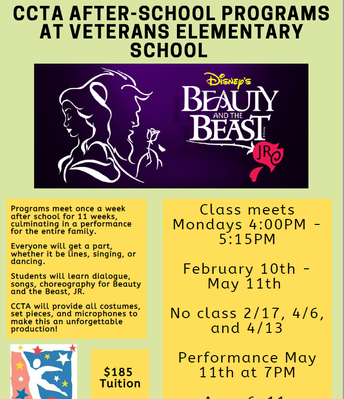 CCTA Beauty and The Beast at VES
