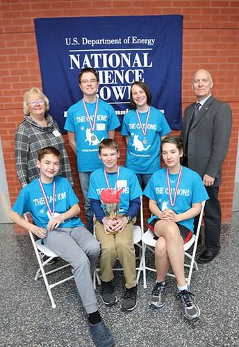 National Science Bowl Regional