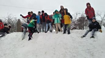 Snow Hill Fun