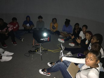 Physical Science in a Planetarium