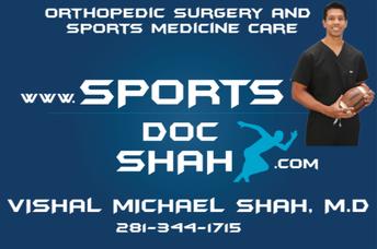 Sports Doc Shah