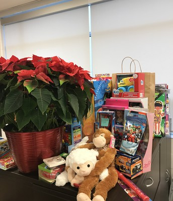 Toys for Tots and older children