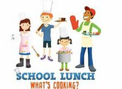 Café Celebrates National School Lunch Week October 16th – 20th
