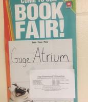 Gage Book Fair