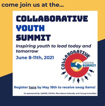 Colorado Collaborative Youth Summit!