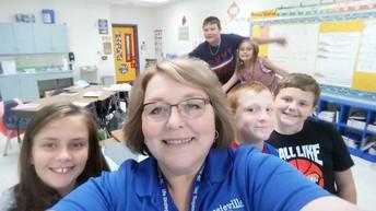 Mrs. Harper's Message to K-Kids